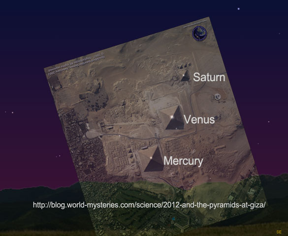 pyramids on different planets - photo #46