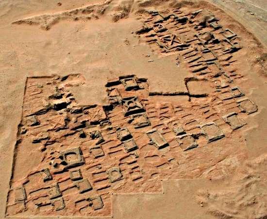 Mais de 35 pirâmides inéditas foram encontradas no Sudão