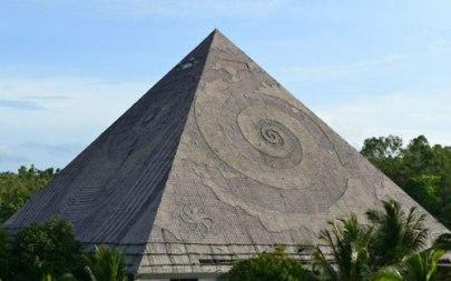 Pyramid Valley, Bangalore, India