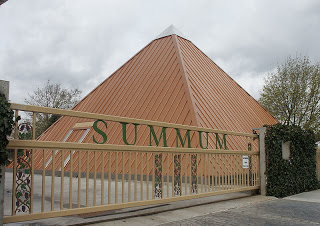 Summum Pyramid, Salt Lake City, Utah