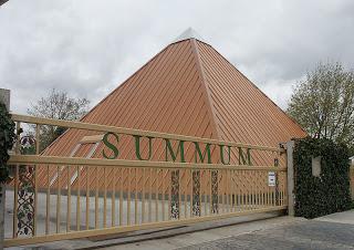 Summum Pyramid, Salt Lake City, Utah