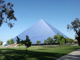 The Walter Pyramid, Long beach, California