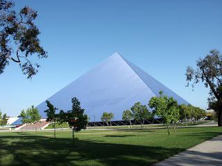 The Walter Pyramid, Long beach, California