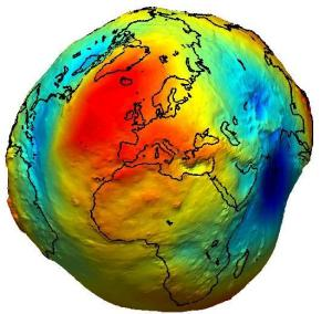 A Terra não é redonda