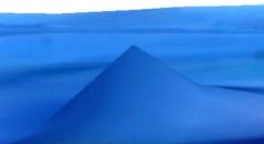 piramide submersa
