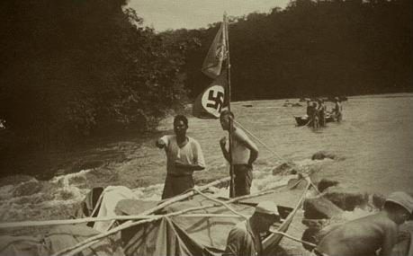 nazi na amazonia