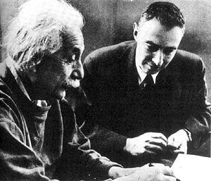 Einstein-e-Oppenheimer