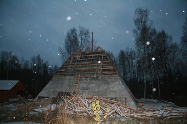 piramide russa 13