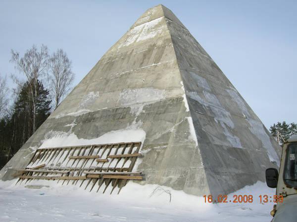 piramide russa 18