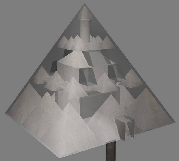 piramide russa