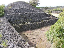 Arqueólogos revelam segredos das pirâmides da ilha do Pico 2