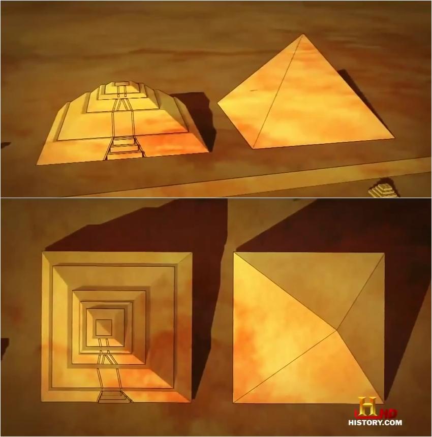 piramides 2 e 3