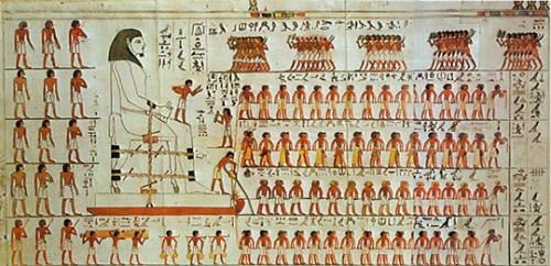 Cientistas descobrem como os egípcios moveram pedras gigantes para formar as pirâmides 2