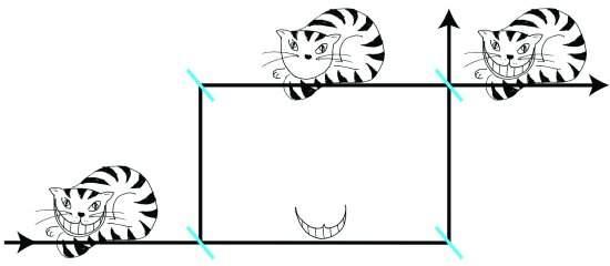 Físicos separam uma partícula de suas propriedades 1