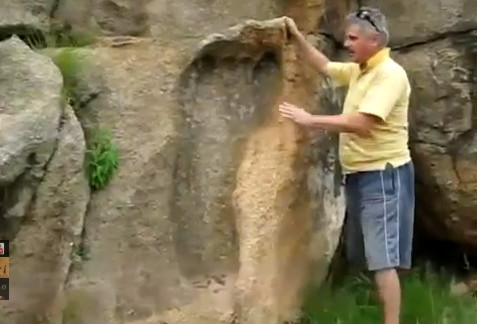 pé gigante