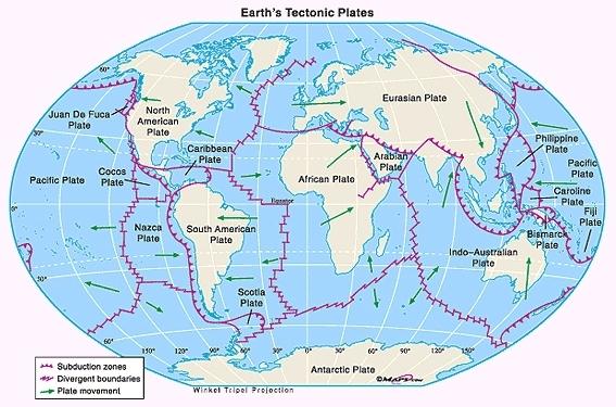 placas-tectonicas