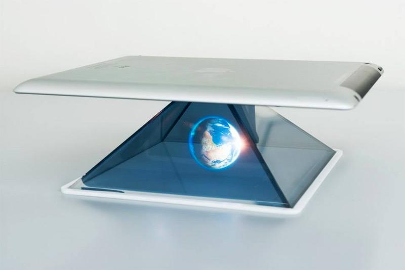 Smartphone Hologram Generator