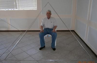 Pirâmides de Alumínio