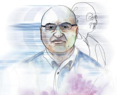Frederico Leão, psiquiatra da Universidade de São Paulo (USP), pesquisa a eficácia de terapias mediúnicas.
