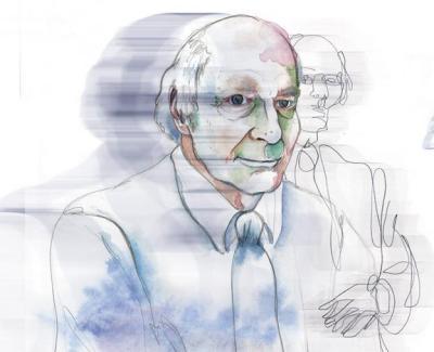 Peter Fenwick, neurologista do King's College, em Londres, pioneiro nas pesquisas de vida após a morte.