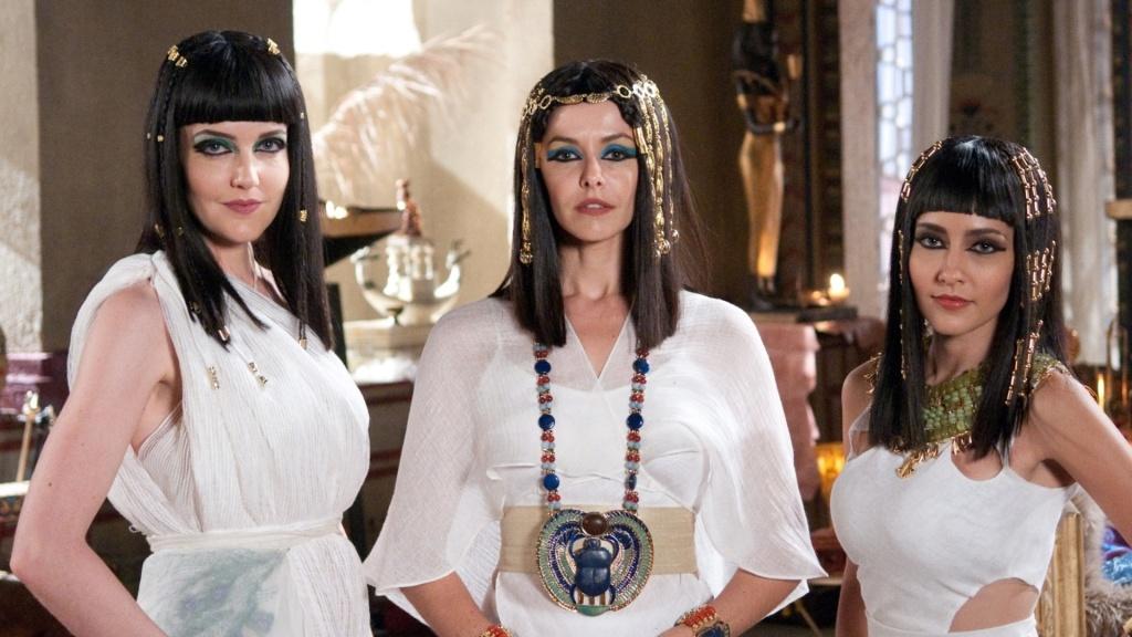 Personagens femininas de José do Egito.