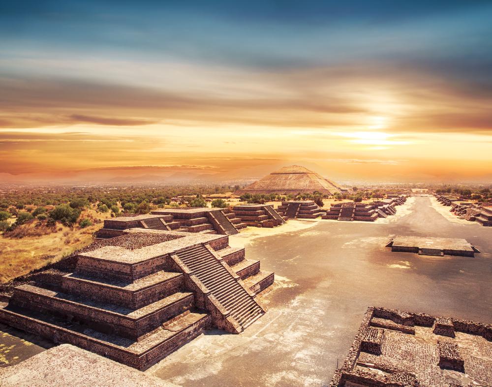 Descoberto túnel secreto no México pode revelar mistérios sobre civilização perdida 1