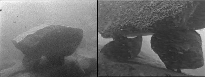 Civilização anterior a era do gelo é encontrada no fundo de um lago 2