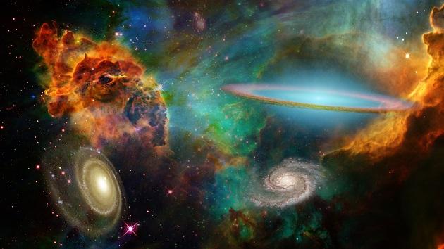 Uma nova teoria põe em xeque a origem do Universo